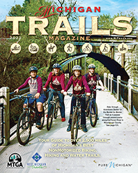 Michigan Trails Magazine Cover