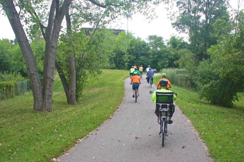 Genesee Valley Trail