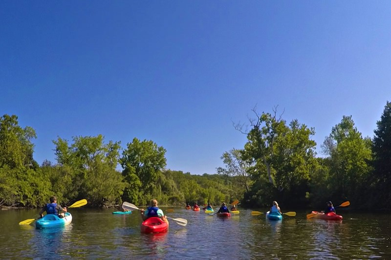 Huron River National Water Trail (Dexter)