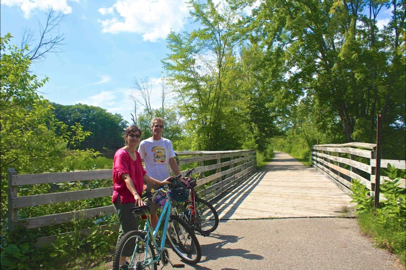 Paul Henry Thornapple Trail - Middleville to Irving