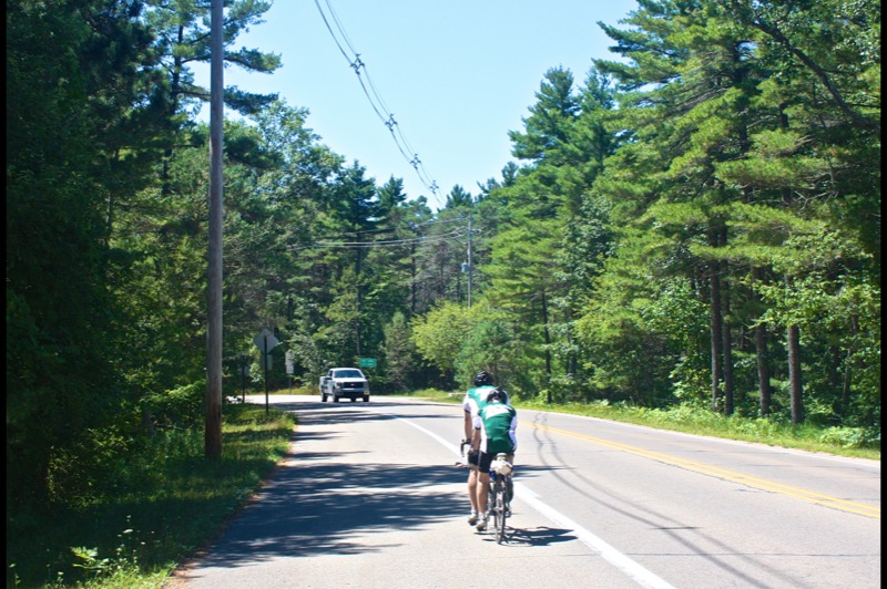 Tawas Bay Bike Trail - East