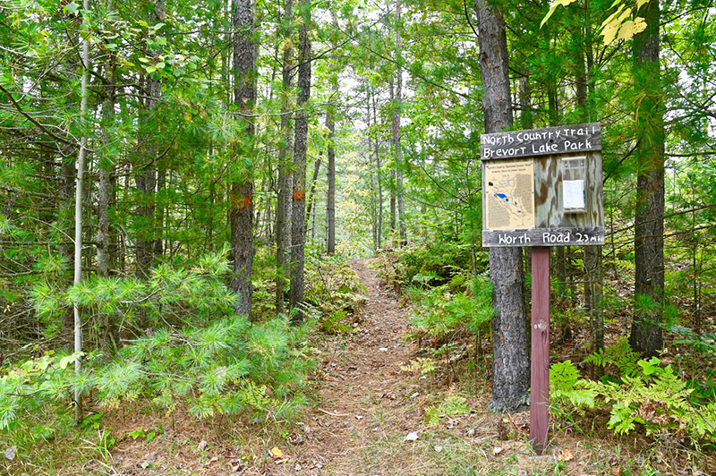 North Country Trail (Mackinac County)